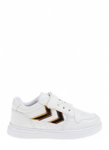 Hummel Nıelsen Hologram Jr Lıfestyle Shoes Beyaz